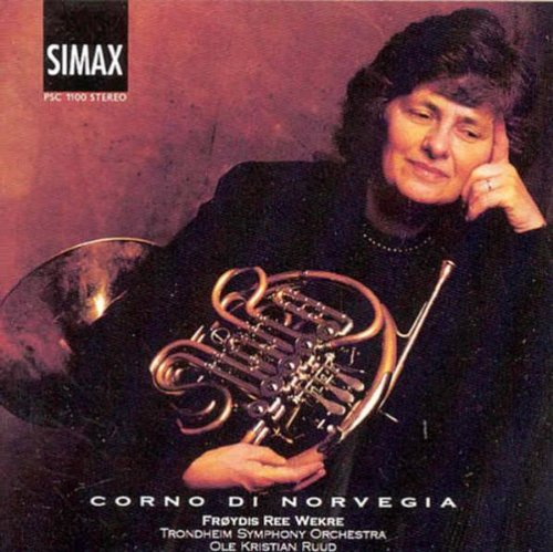 Plagge / Madsen / Nystedt - Concertos For Horn And Orchestra (Wekre, Ruud)