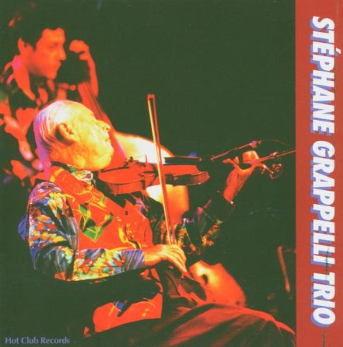 Grappelli , Stephane - The Cosmopolite Concert (With Fosset & Viret)