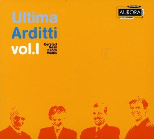 Arditti Quartet - Ultima Arditti 1