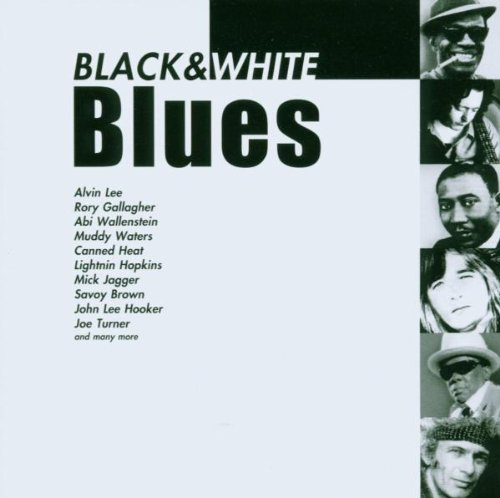 Sampler - Black & White Blues