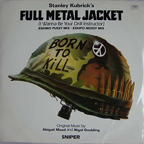 Mead , Abigail & Goulding , Nigel - Full Metal Jacket (I Wanna Be Your Drill Instructor) (Maxi) (Vinyl)