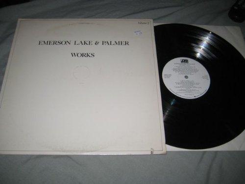 Emerson Lake & Palmer - Works Volume 2 (77) (Vinyl)