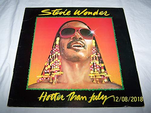 Wonder , Stevie - Hotter Than July (Vinyl)