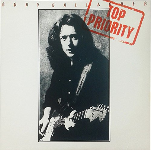 Gallagher , Rory - Top Priority (Vinyl)