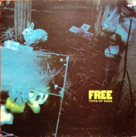 FREE - FREE tons of sobs, vinyl LP