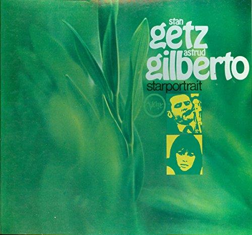 Getz , Stan & Gilberto , Astrud - Starportrait (Verve) (Vinyl)