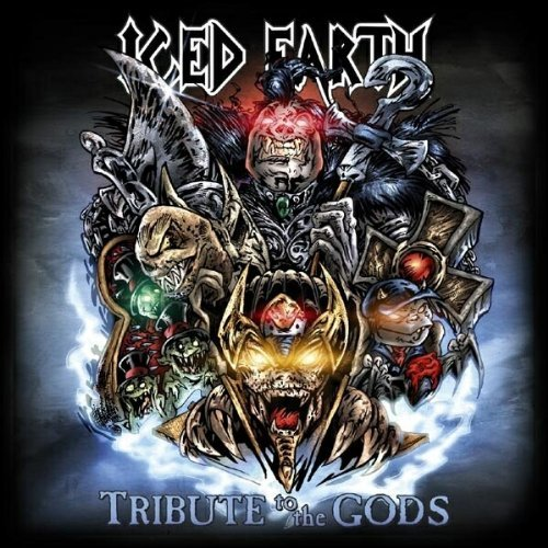 Iced Earth - Tribute to the God