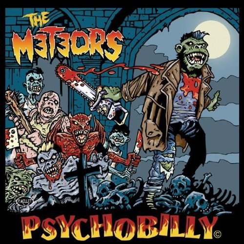 Meteors , The - Psychobilly