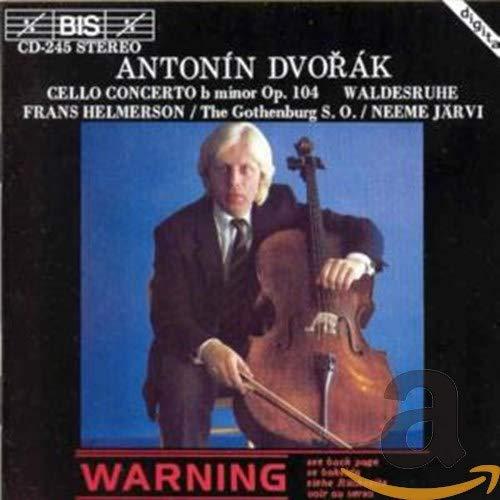 Dvorak , Anton - Cello Concerto B-Minor, Op. 104 'Waldesruhe' (Helmerson, The Gothenburg S. O., Järvi)