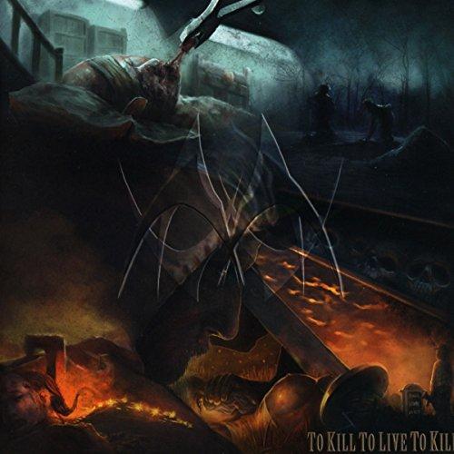 Manticora - To Kill to Live to Kill