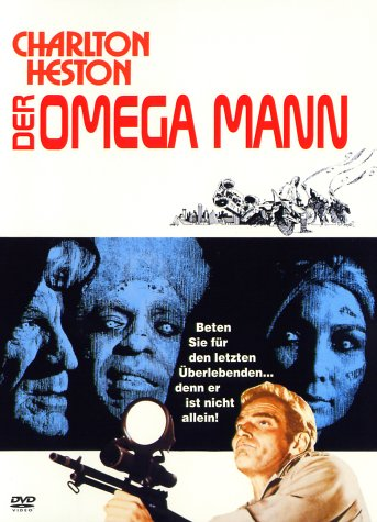 DVD - Der omega mann
