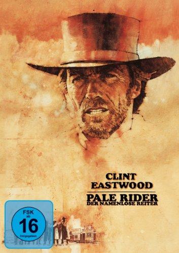 DVD - Pale Rider - Der namenlose Reiter