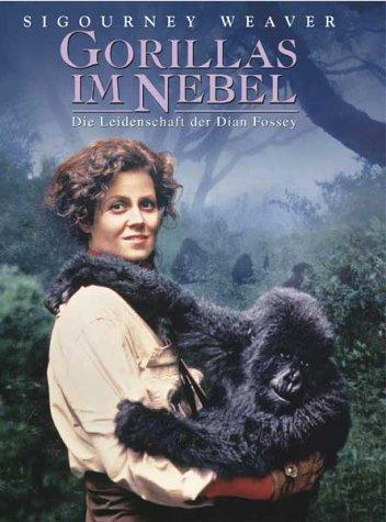 DVD - Gorillas im nebel