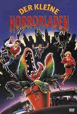 DVD - Der kleine Horrorladen