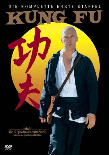 DVD - Kung Fu - Staffel 1