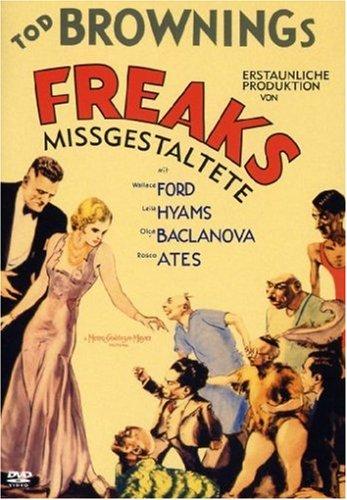 DVD - Freaks - Missgestaltete