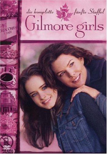 DVD - Gilmore Girls - Staffel 5