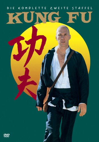 DVD - Kung Fu - Staffel 2