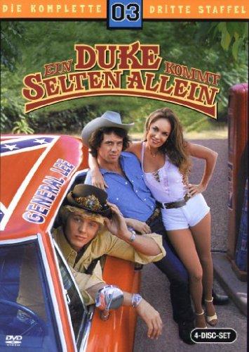 DVD - Ein Duke kommt selten allein - Die komplette dritte Staffel (4 DVDs)