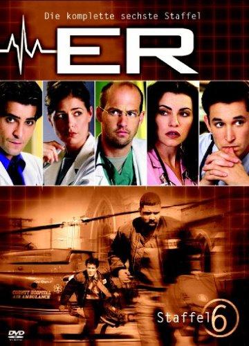 DVD - ER - Emergency Room - Staffel 6