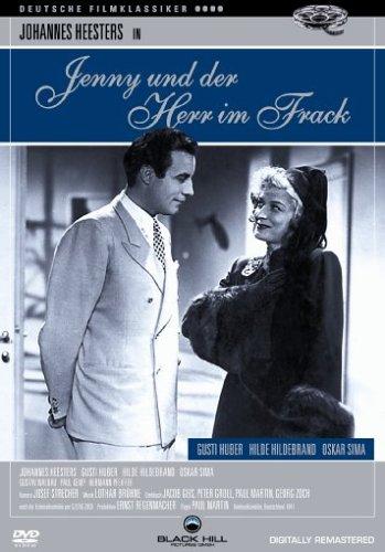 DVD - Jenny und der Herr im Frack (Remastered) (Deutsche Filmklassiker)