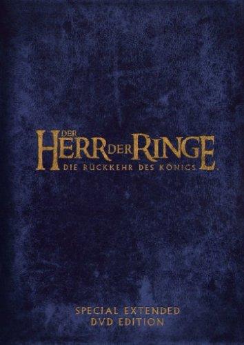 DVD - Der Herr der Ringe - Die Rückkehr des Königs (Special Extended Edition - 4 DVDs)(Bild 16:9 - 2.35:1)(2009)