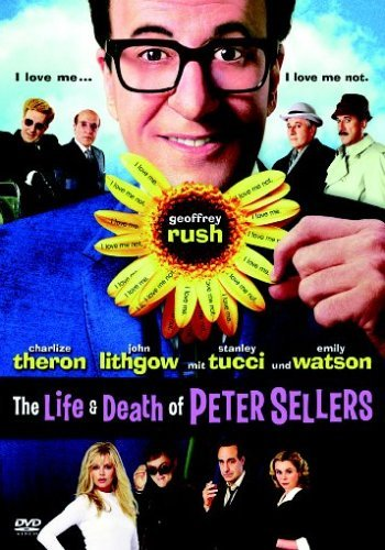DVD - The Life & Death of Peter Sellers