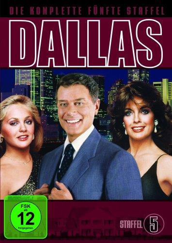 DVD - Dallas - Staffel 5