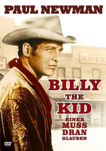 DVD - Billy The Kid - Einer muss dran glauben