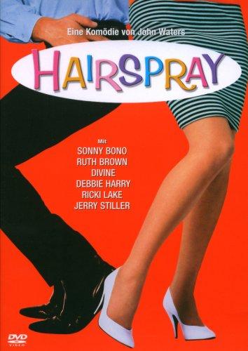 DVD - Hairspray (1988)
