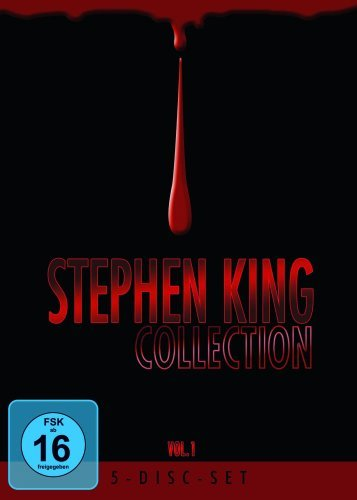 DVD - Stephen KIng Collection Vol. 1 (5-Disc-Set)