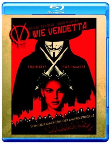 Blu-ray - V wie Vendetta