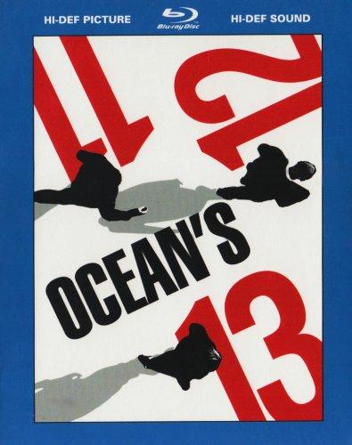 Blu-ray - Ocean's Trilogie (3-Disc Set)