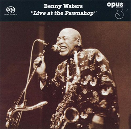Waters , Benny - Live at the Pawnshop