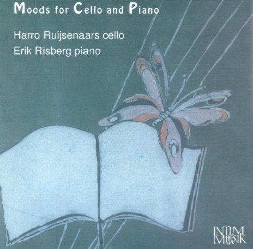 Ruijsenaars , Harro / Risberg , Erik - Moods for Cello and Piano