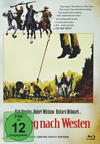 Blu-ray - Der Weg nach Westen (2-Disc Limited Uncut Mediabook Edition)