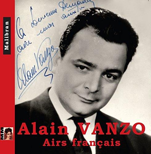 Vanza , Alain - Airs Francais