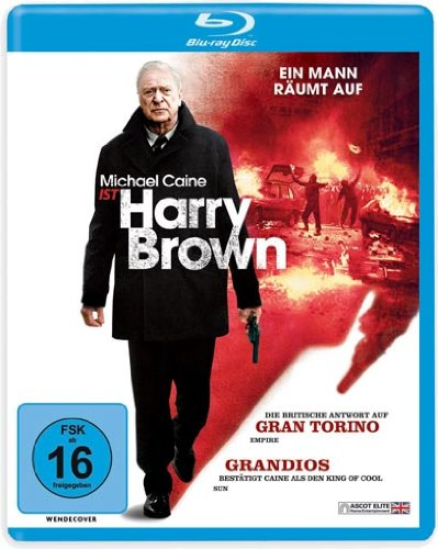 Blu-ray - Harry Brown