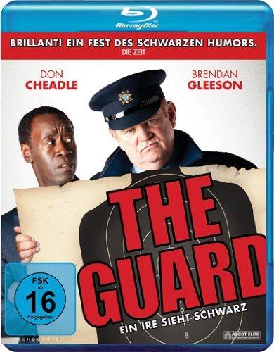 Blu-ray - The Guard - Ein Ire sieht schwarz