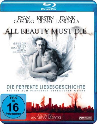 Blu-ray - All Beauty Must Die
