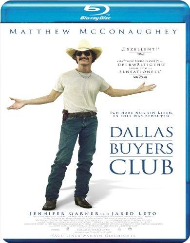 Blu-ray - Dallas Buyers Club