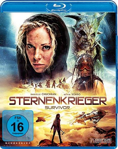 Blu-ray - Sternenkrieger - Survivor