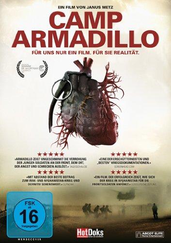 DVD - Camp Armadillo