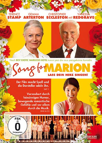 DVD - Song for Marion