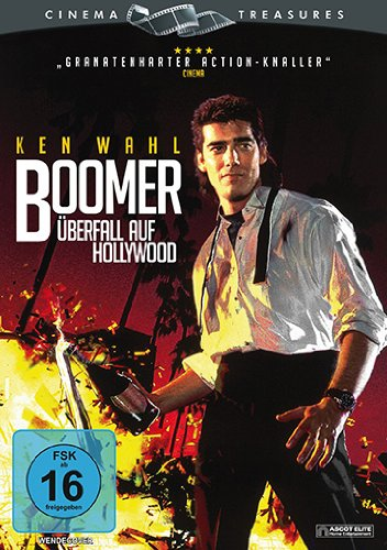 DVD - Boomer - Überfall auf Hollywood