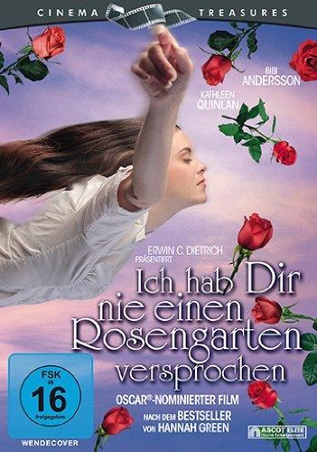 DVD - Ich hab Dir nie einen Rosengarten versprochen