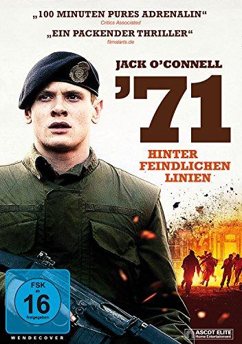 DVD - '71 - Hinter feindlichen Linien