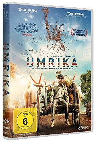 DVD - Umrika - Das Glück beginnt hinter dem nächsten Hügel