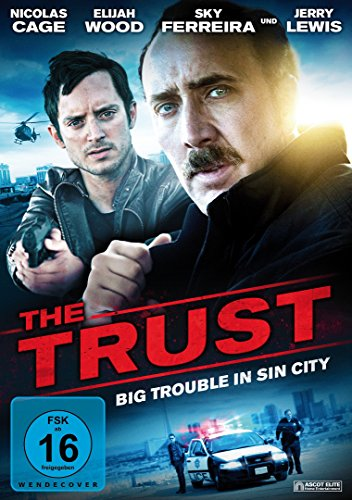 DVD - The Trust - Big Trouble In Sin City