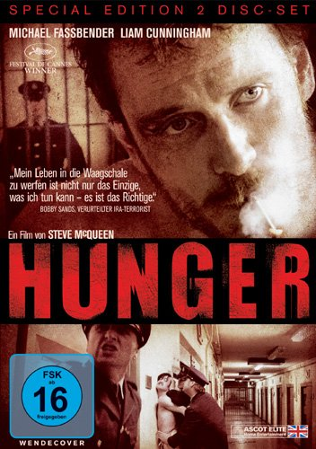 DVD - Hunger (Special Edition 2 Disc-Set)